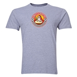 FC Santa Claus Core Men's T-Shirt (Grey)