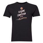 FC Santa Claus Sleighing the Competition Men's T-Shirt (Black)