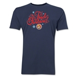 FC Santa Claus Pride of Finland Men's T-Shirt (Navy)