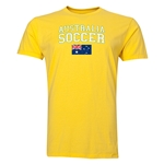 Australia Soccer T-Shirt (Yellow)