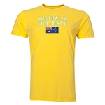 Australia Football T-Shirt (Yellow)
