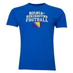 Bosnia-Herzegovina Football T-Shirt (Royal)