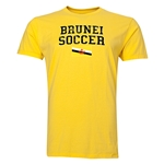 Brunei Soccer T-Shirt (Yellow)