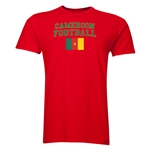 Cameroon Football T-Shirt (Red)