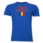 Chad Football T-Shirt (Royal)