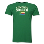 Comoros Soccer T-Shirt (Green)