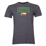 Comoros Soccer T-Shirt (Grey)