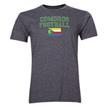 Comoros Football T-Shirt (Grey)