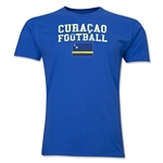 Curacao Football T-Shirt (Royal)