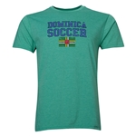 Dominica Soccer T-Shirt (Green)
