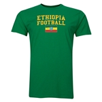 Ethiopia Football T-Shirt (Green)