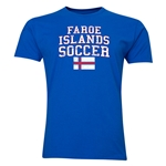 Faroe Islands Soccer T-Shirt (Royal)