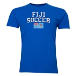 Fiji Soccer T-Shirt (Royal)