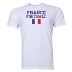 France Football T-Shirt (White)