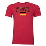 Germany Football T-Shirt (Red)