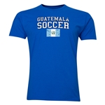 Guatemala Soccer T-Shirt (Royal)