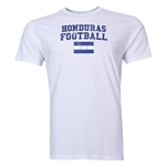 Honduras Football T-Shirt (White)