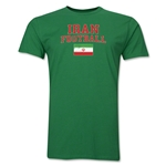 Iran Football T-Shirt (Green)