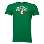 Mexico Football T-Shirt (Green)