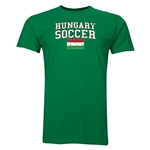 Hungary Soccer T-Shirt (Green)