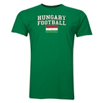 Hungary Football T-Shirt (Green)