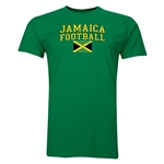 Jamaica Football T-Shirt (Green)
