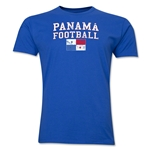 Panama Football T-Shirt (Royal)