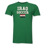 Iraq Soccer T-Shirt (Green)