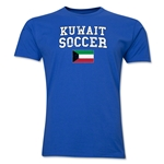 Kuwait Soccer T-Shirt (Royal)