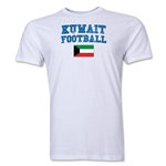 Kuwait Football T-Shirt (White)