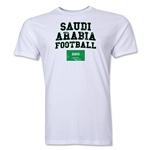 Saudi Arabia Football T-Shirt (White)