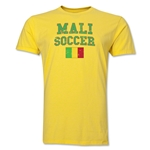 Mali Soccer T-Shirt (Yellow)