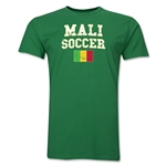 Mali Soccer T-Shirt (Green)