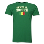 Senegal Soccer T-Shirt (Green)