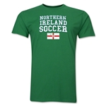 Northern Ireland Soccer T-Shirt (Green)