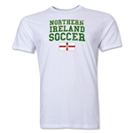 Northern Ireland Soccer T-Shirt (White)