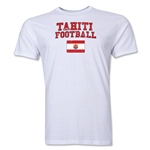 Tahiti Football T-Shirt (White)