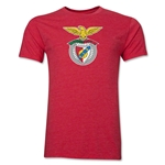 Benfica Fashion Soccer T-Shirt (Heather Red)