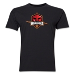 Trinidad and Tobago Warriors Men's Fashion T-Shirt (Black)