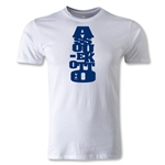 Tottenham Benoit Assou-Ekotto Men's Fashion T-Shirt (White)