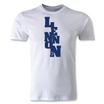 Tottenham Aaron Lennon Men's Fashion T-Shirt (White)