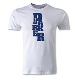 Tottenham Scott Parker Men's Fashion T-Shirt (White)