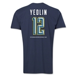 Tottenham Yedlin Men's Fashion T-Shirt (Navy)