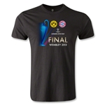 UEFA Champions League 2013 Wembley Final T-Shirt (Black)