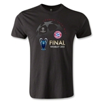 UEFA Champions League 2013 Bayern Munich Final T-Shirt (Black)