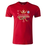 UEFA Champions League Winners Men's Premium T-Shirt (Red)