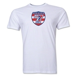 USA Sevens Rugby Premier T-Shirt (White)