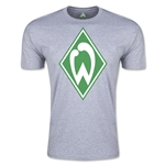 Werder Bremen Men's Fashion T-Shirt (Gray)