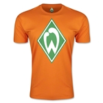 Werder Bremen Core Men's Fashion T-Shirt (Orange)