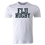 Fiji Supporter Rugby T-Shirt (White)